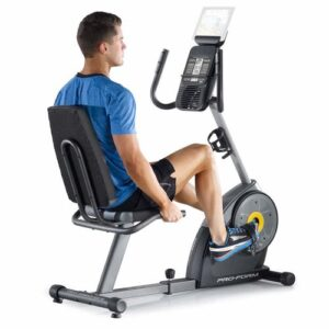 Bicicleta Ergometrica Reclinada Cycle Trainer 400 Ri - * bike proform cycle training 4, no size