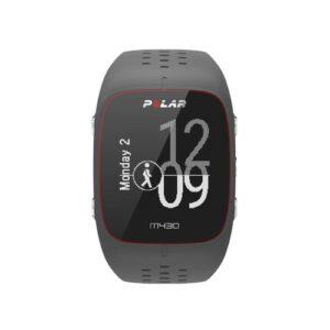 Relógio GPS e Monitor Cardíaco M430 - *polar m430 blk m/g, .