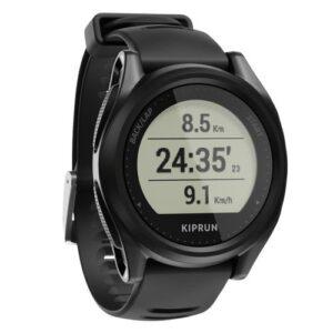 Relógio GPS 500 - KIPRUN GPS 500 BLACK, NO SIZE