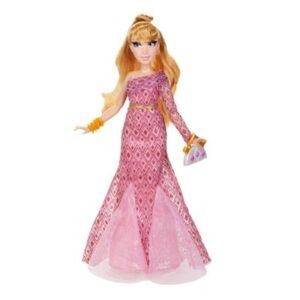 Boneca Articulada - 30 Cm - Princesas Disney - Style Series - Aurora com Acessórios - Hasbro