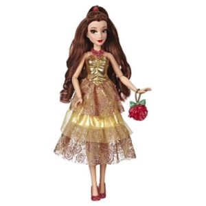 Boneca Articulada - 30 Cm - Disney - Princesas - Style Series - Bela - Hasbro