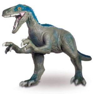 Figura Articulada - 67 Cm - Jurassic World - Blue - Mimo