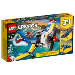 LEGO Creator - 3 em 1 - Aviões de Corrida - 31094