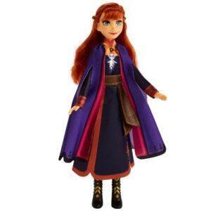 Boneca com Luzes e Sons - 35 Cm - Disney - Frozen 2 - Anna - Hasbro