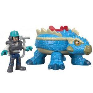 Figura Básica Imaginext - Jurassic World 2 - Anquilossauro - Fisher-Price