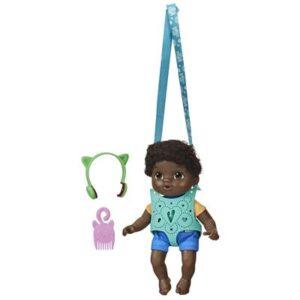Boneca Baby Alive - Littles - Negra - E6646 - Hasbro