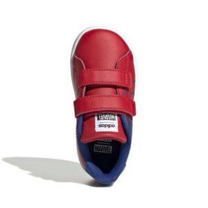 Tênis Infantil - Adventure Team Royal - Azul e Vermelho - Adidas - 21 Tênis Infantil - Adventure Team Royal - Azul e Vermelho - Adidas - 25