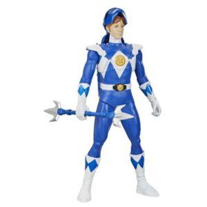Figura de Ação - Hora de Morfar Azul - 30cm - Power Rangers - Hasbro