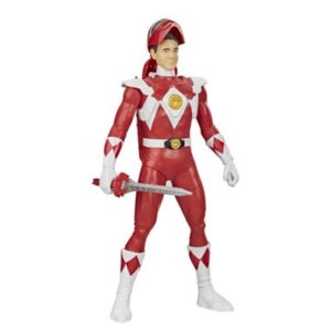Figura de Ação - Hora de Morfar Vermelho - 30cm - Power Rangers - Hasbro