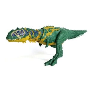 Figura Articulada com Sons - Jurassic World - Ruge e Ataca - Majungasaurus - Mattel