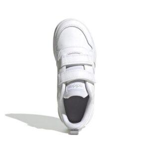 Tênis Infantil - Tensaurus - Branco - Adidas - 26 Tênis Infantil - Tensaurus - Branco - Adidas - 30