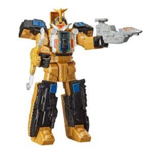 Figura Articulada - 30 Cm - Power Rangers - Beast Morphers - Beast Wrecker Zord - Hasbro