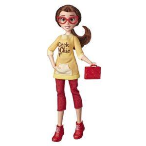 Boneca Articulada - 30 Cm - Princesas Disney - Detona Ralph - Bela - Comfy Squad - Hasbro