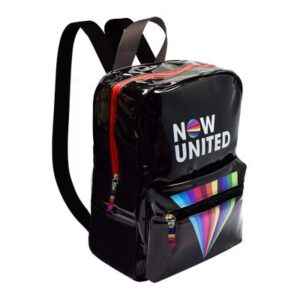 Mochila Escolar - Now United - Preto - DAC