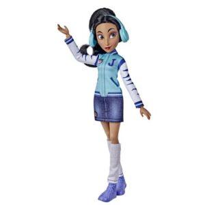 Boneca Articulada - 35 Cm - Disney - Detona Ralph - Comfy Squad Princesas - Jasmine - Hasbro