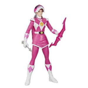 Figura de Ação - Hora de Morfar Rosa - 30cm - Power Rangers - Hasbro