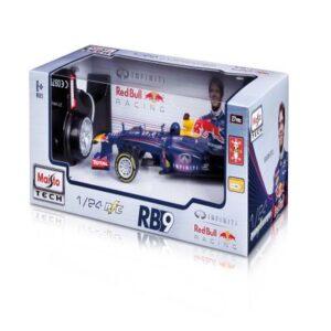 Veículo de Controle Remoto - 1:24 - Maisto Tech - Red Bull Racing - RB9 - Maisto