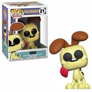 Figura Colecionável - Funko POP - Garfield - Odie - Funko