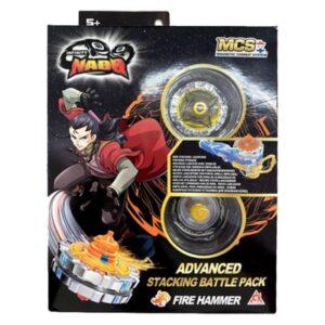 Pião de Batalha - Infinity Nado V - Advanced Edition - Fire Hammer - Candide