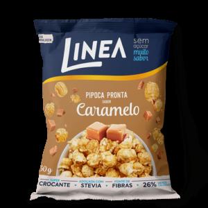 Linea Pipoca De Caramelo 50G