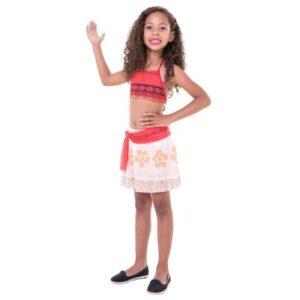 Fantasia Infantil - Pop - Disney - Moana - Regina Festas - P