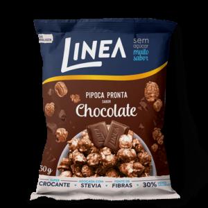 Linea Pipoca De Chocolate 50G