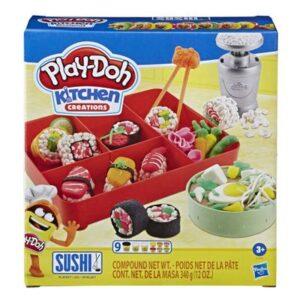 Massa de Modelar - Play-Doh - Kitchen Creations - Sushi - Hasbro