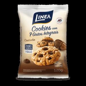 Linea Cookie Castanha Do Pará 120G