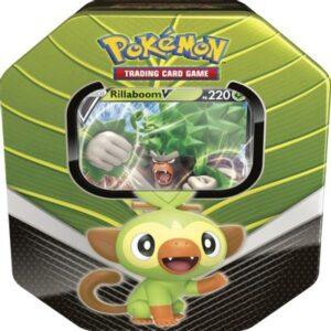 Cards Pokémon - Deck Lata - Parceiros de Galar - Grookey - Copag
