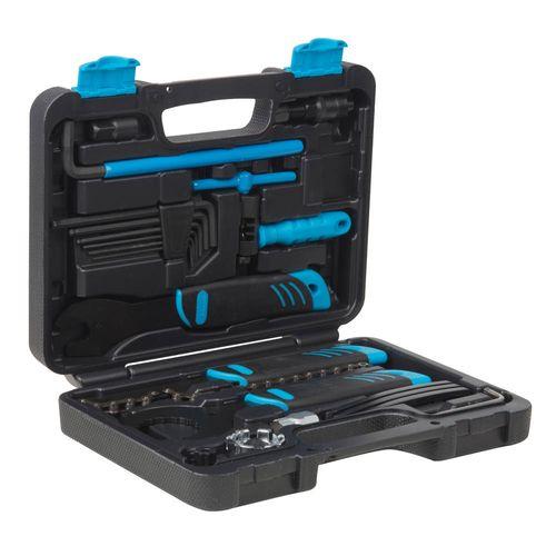 Caixa de ferramentas para bicicleta Btwin 500 - TOOLS BOX BIKE 500, .