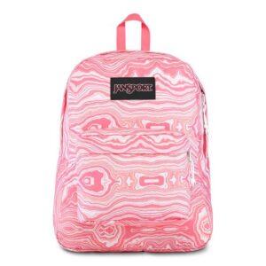 Mochila JanSport Black Label SuperBreak - Pink Geode Load