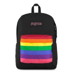 Mochila JanSport High Stakes - Rainbow Dreams