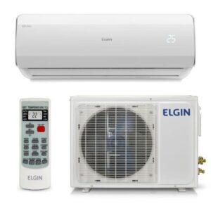 Ar Condicionado Split Hi-Wall Elgin Eco Power 24.000 BTU/h Frio Branco 220V