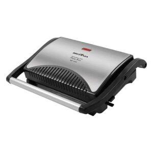 Sanduicheira Britânia Grill Press Inox 110V