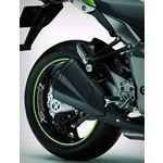 Adesivo Friso Refletivo Moto Kawasaki Z1000 Não Desbota