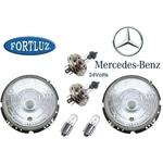 Farol Mercedes Comil 1998 Original Fortluz 2 Unidades