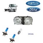 Farol Ford Cargo 1717 2006 Original Fortluz LD SB