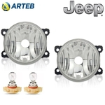 Par Farol Milha Jeep Renegade 2018 Original Arteb H16