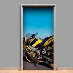 Adesivo Para Porta Moto Kawasaki Ninja 2