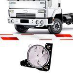 Farol Ld Ford Cargo 816 1119 2013 Em Diante Com Luz Estacionamento