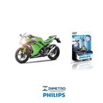 Lâmpada Bluevision Philips H7 Kawasaki Ninja 300 2013