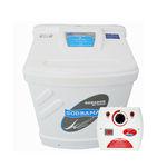 Sauna a Vapor Elétrica Compact Line INOX de 6kw Universal com Quadro Analógico - Sodramar