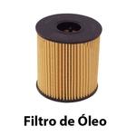 Kit Filtros Land Rover Evoque 2.2 2015 Em Diante