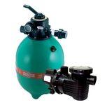 Filtro Para Piscina Dfr 22 Com Bomba 1 Cv - Dancor 110/220 V- 88 M³