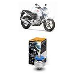 Lâmpada Farol Moto Led H4 6000k Honda Cb 300 2010 2013