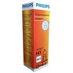 Lampada Philips H3 Vw Parati 87 A 97 [farol Milha]