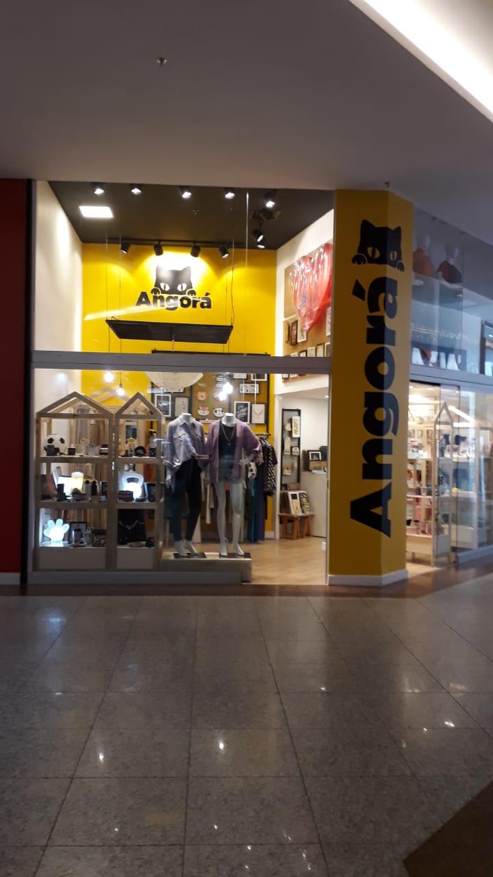 Angorá Águas Claras Shopping, 2 Piso, Av. das Araucárias, Comércio Brasília