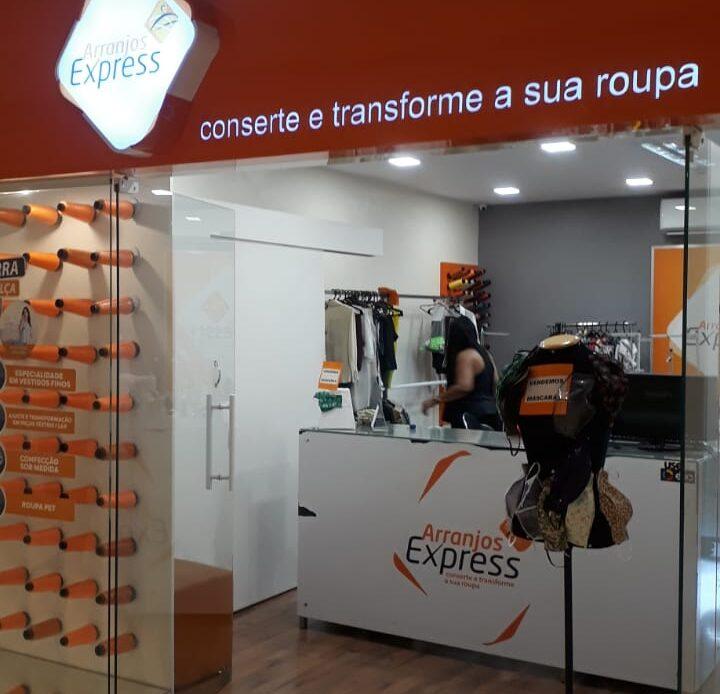 Arranjos Express Shopping Conjunto Nacional, 2 Piso, Comercio Brasilia