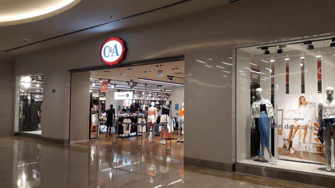 C&A Águas Claras Shopping, 2 Piso, Av. das Araucárias, Comércio Brasília