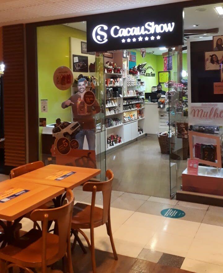 Cacau Show Shopping Conjunto Nacional, 2 Piso, Comercio Brasilia